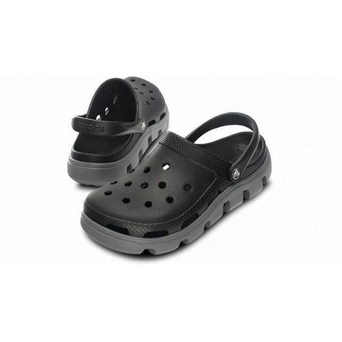 Crocs Duet Sport Clog Navy Grey