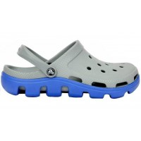 Crocs Duet Sport Clog Grey Blue