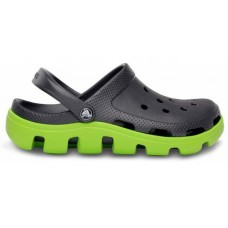Crocs Duet Sport Clog Grey Green