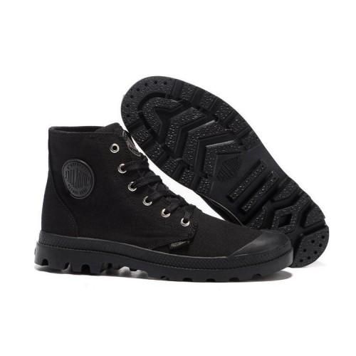 Ботинки Palladium Pampa Hi Black (О-212)