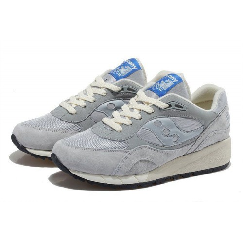 Кроссовки Saucony Shadow 6000 Premium Grey (О637)