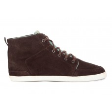 Кеды T&J High Casual Keds Brown (О-326)