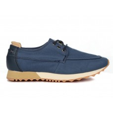 Кеды T&J Sport Casual Blue (О-328)