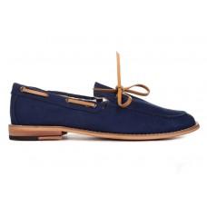 Туфли T&J Shoes Company Синие (О-310)