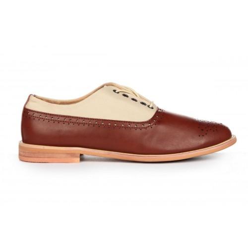 d4886ed153e9 Туфли T&J Shoes Company Коричневый (О-312)