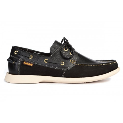 Туфли Timberland Kia Wah Bay 2-Eye Boat Black (О862)