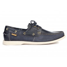 Туфли Timberland Kia Wah Bay 2-Eye Boat Blue (О577)