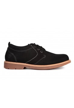 Туфли Timberland Hartwick Plain Toe Oxford Black (ОЕ821)