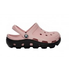 Crocs Duet Sport Clog Pink Black