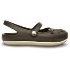 Crocs Flats Khaki Green (О141)
