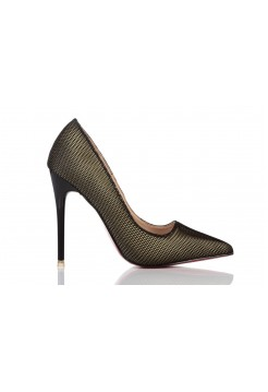 Туфли Loren Leather Pumps 05