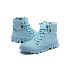 Ботинки Palladium Baggy Light Blue (О-220)