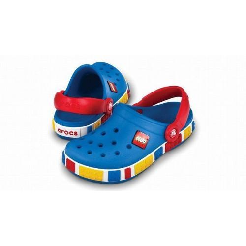 Шлепанцы Crocs Crocband Lego Blue