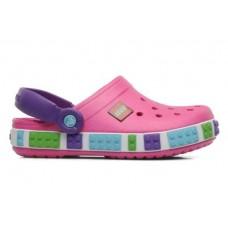 Шлепанцы Crocs Crocband Lego Pink