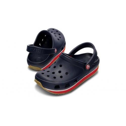 Шлепанцы Crocs Crocband New Dark Blue