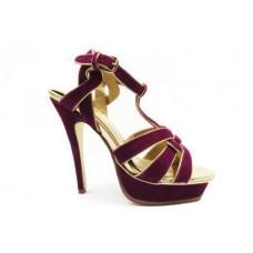Босоножки Yves Saint Laurent Фиолетовый