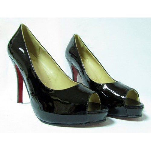 Туфли Christian Louboutin Черные