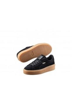 Кроссовки Puma Rihanna Черный (МVО367)