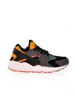 Кроссовки Nike Air Huarache Сине-желтые (М-211)