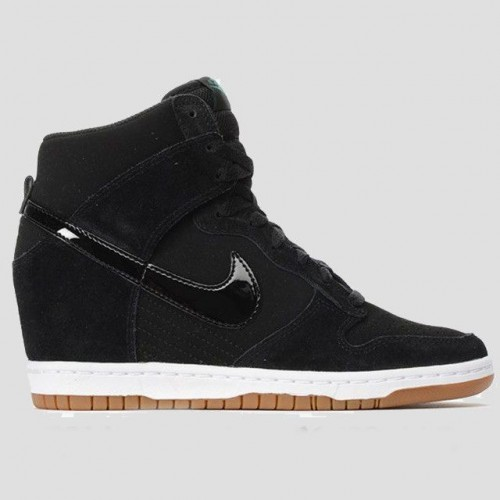 Кроссовки Nike Dunk Sky Черные (М-364)