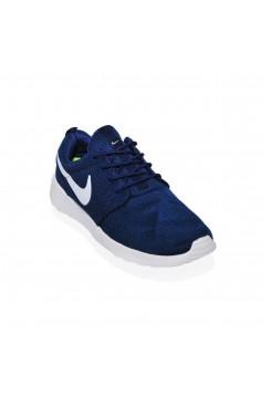 Кроссовки Nike Roshe Run Синий (МА524)