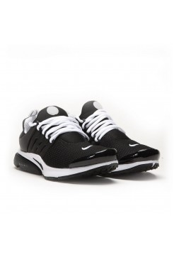 Кроссовки Nike Air Presto Черно-белый (МЕ-220)