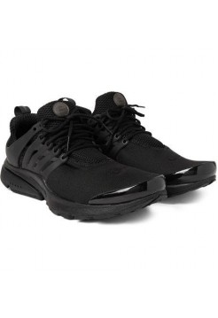Кроссовки Nike Air Presto All Black (МОЕ222)