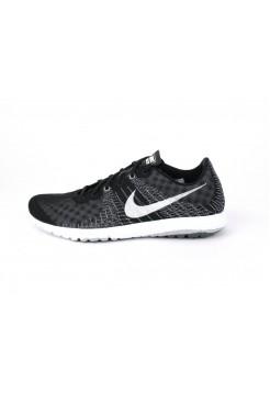 Кроссовки Nike Fury Flex Черные (М-355)