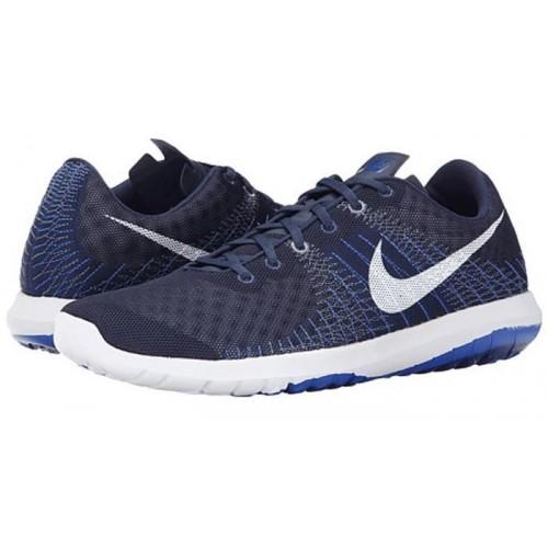 Кроссовки Nike Fury Flex Синие (М-351)