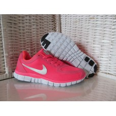 Кроссовки Nike Air Max Thea Pink (К-364)
