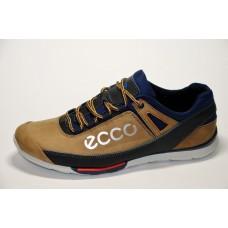 Кроссовки Ecco Коричневые (Y-219)