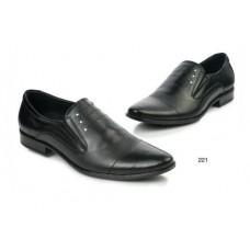 Туфли Belvas Черные (Y-417)
