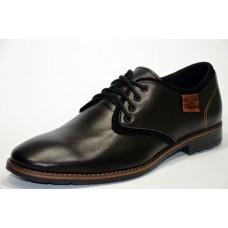 Туфли Lux Черные (Y-237)