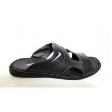 Шлепанцы Nike Черные (Y-313)