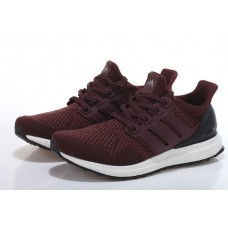 Кроссовки Adidas Ultra Boost Coffee/Black (Е-324)