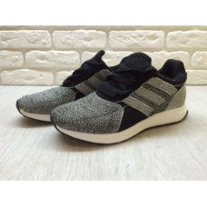 Кроссовки Adidas Futurecraft Tailored Fibre Black (E-633)