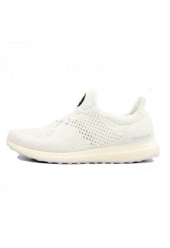 Кроссовки Adidas Ultra Boost White/Black (Е-325)