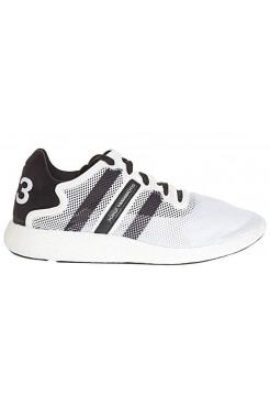 Кроссовки Adidas Y-3 White/Black (E-212)