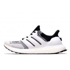 Кроссовки Adidas Ultra Boost Consortium White (Е-321)