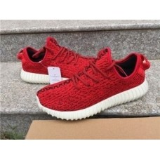 Кроссовки Adidas Yeezy Boost 350 Red (Е-272)