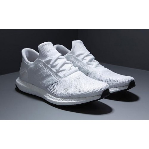 Кроссовки Adidas Futurecraft Tailored Fibre White (E-634)