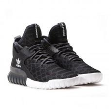 Кроссовки Adidas Tubular Black Snake (Е-124)