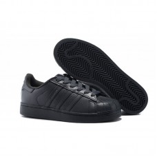 Кроссовки Adidas Superstar Supercolor Black (OAЕ126)