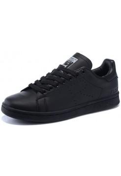 Кроссовки Adidas Raf Simons Stan Smith Black (МАW014)