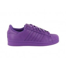 Кроссовки Adidas Superstar Supercolor Purple (Е-127)