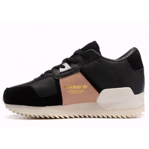 Кроссовки Adidas ZX 700 Originals Remastered Black (Е-249)