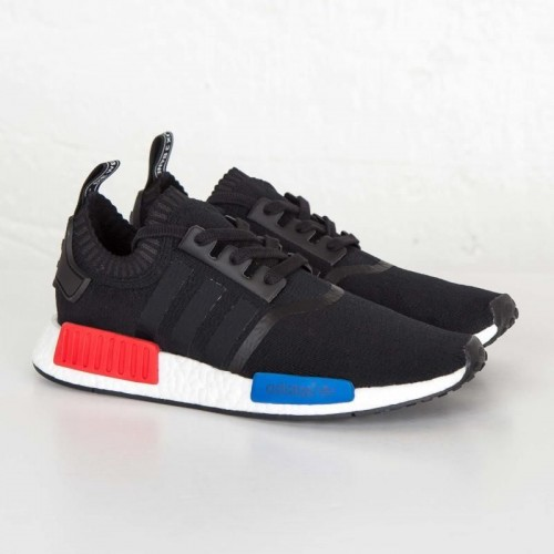 Кроссовки Adidas Originals NMD Runner Core Black (ЕV-223)