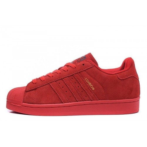 Adidas Superstar Supercolor City Series London Red (OЕW152)