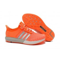 Кроссовки Adidas Gazelle Boost Orange (Е-324)