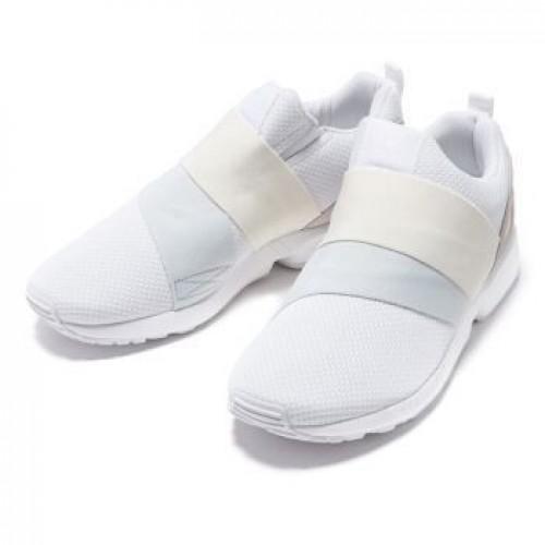 Кроссовки - слипоны Adidas Superstar Slip On White (Е-211)